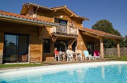 Domaine de Messanges villa