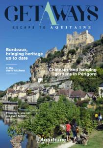 Aquitaine Getaways magazine