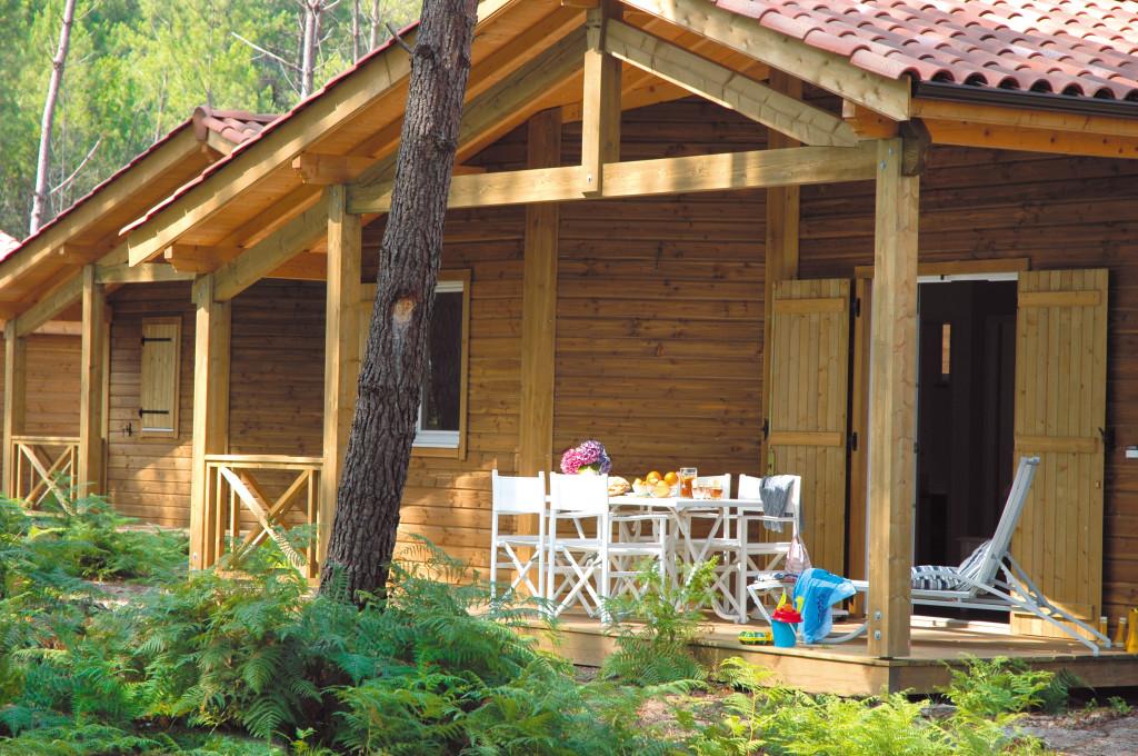 Cottages du Lac, Aquitaine