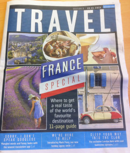 Sunday Times France Special