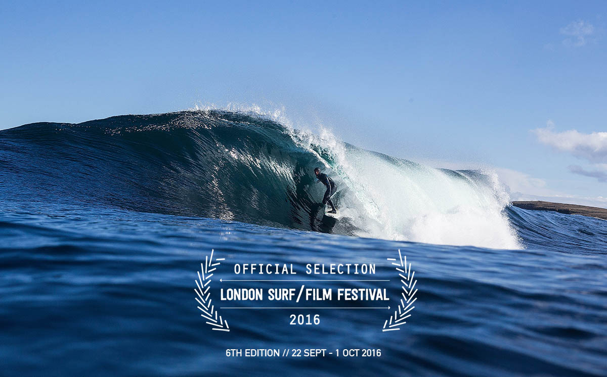 We're stoked to be the travel partner for the London Surf Film Festival 2016! image