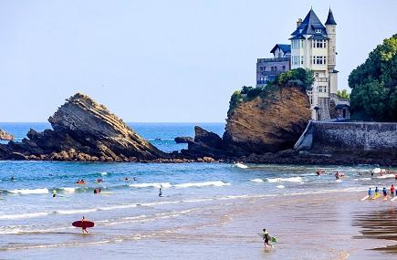 Biarritz beach - TripAdvisor's best in France! image