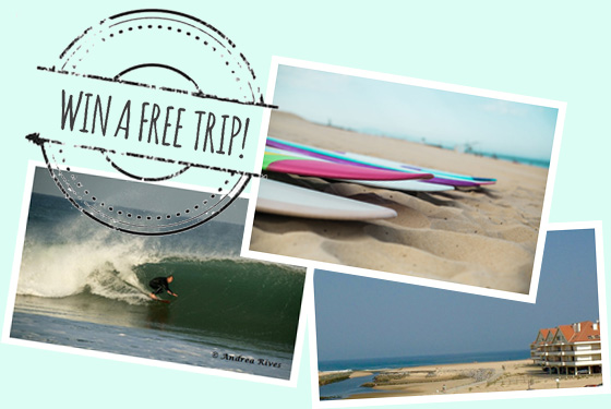 Fancy winning a free week of accommodation at The Surf Loft?  image
