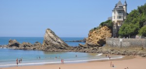 Biarritz beach - TripAdvisor's best in France! image