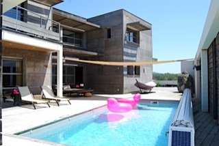 The villa of a sporting legend! image