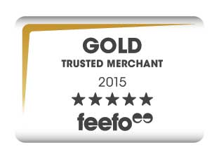AA receives Feefo Gold Trusted Merchant Award image