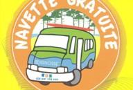 Free beach bus