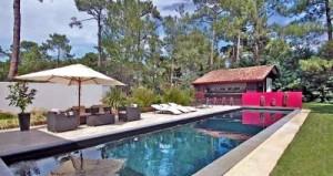 New Biscarrosse villa