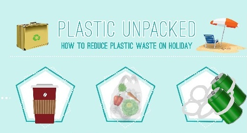 How to reduce plastic use on holiday