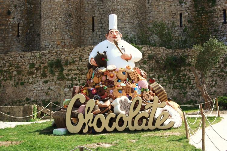 Obidos Chocoltae Festival