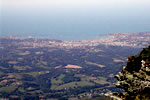 View from la Rhune