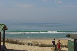 Landes Coast