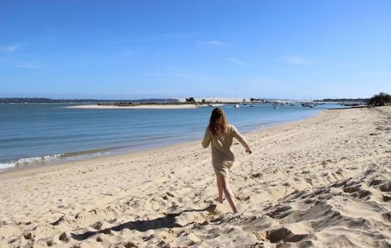 Cap Ferret Claouey beach, Cap Ferret holiday rentals