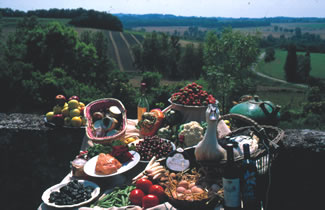 Gascony cuisine