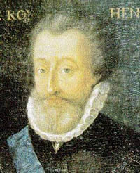 Henri IV - the Gascon king