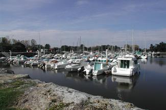 le Teich marina