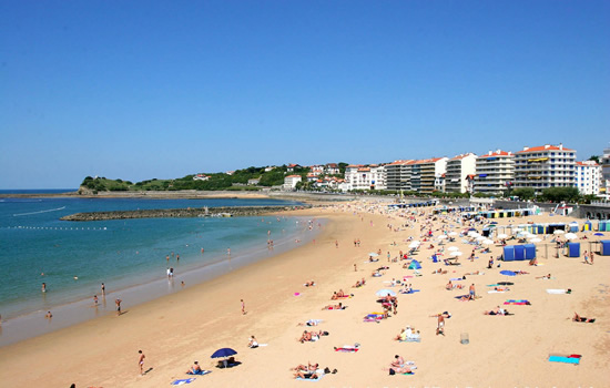 St Jean de Luz beach, St Jean de Luz holiday rentals