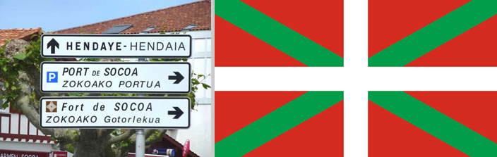 Basque Country flag