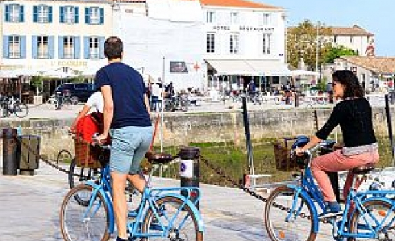 Ile de Re car-free holidays