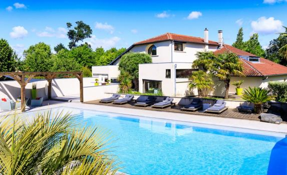 Luxury villas Aquitaine Coast