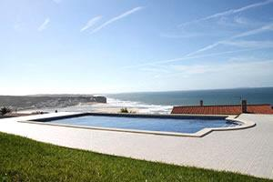 Portugal holiday villa on Atlantic Coast Foz do Arelho