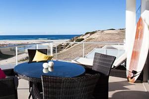 Praia Del Rey Beachfront villas