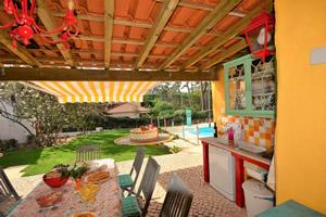 Portugal holiday villa rental Colares Sintra
