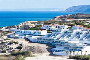 Praia Del Rey villa complex Portugal