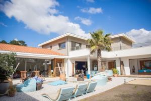 Vieux Boucau villa rental