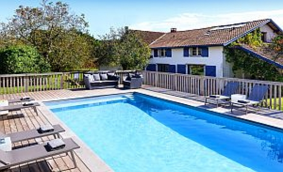 Domaine Orx holiday villa near Hossegor