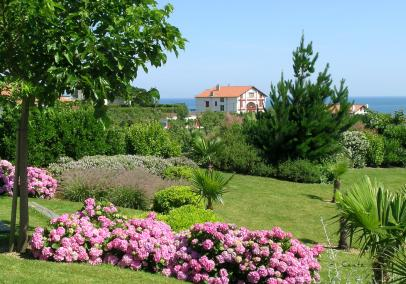 Luxury villa St Jean de Luz, France - vacation rental | Villa Senix