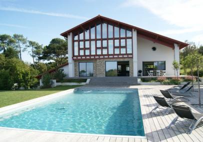 Luxury villa St Jean de Luz, France | Villa Akotz