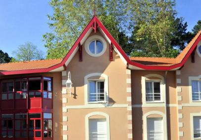 Arcachon holiday apartment Jardin Mauresque