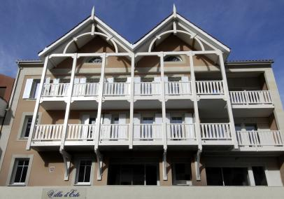 Arcachon holiday apartment | Villa d'Este 2 bed ap