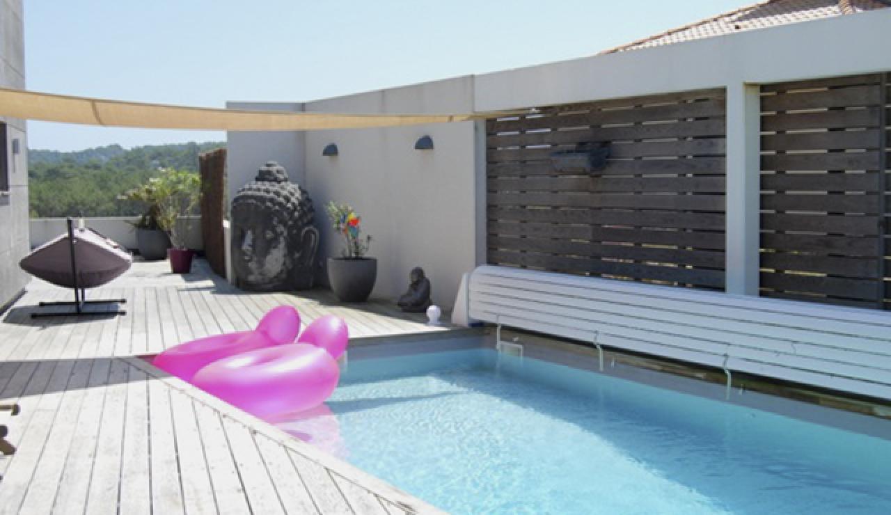120 Villa Estagnots pool