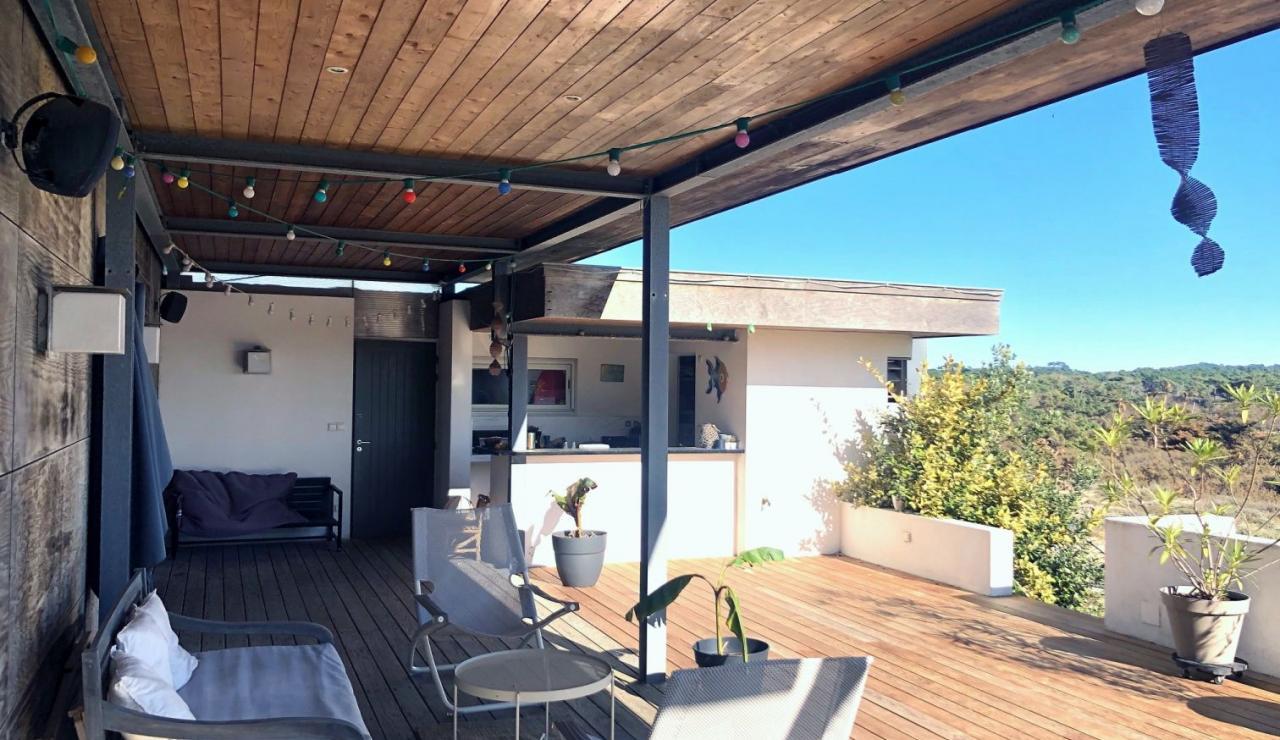 luxury-hossegor-sea-view-villa-front-terrace
