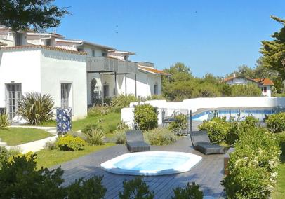 Biarritz self catering accommodation | Villa Clara 3 bed apt