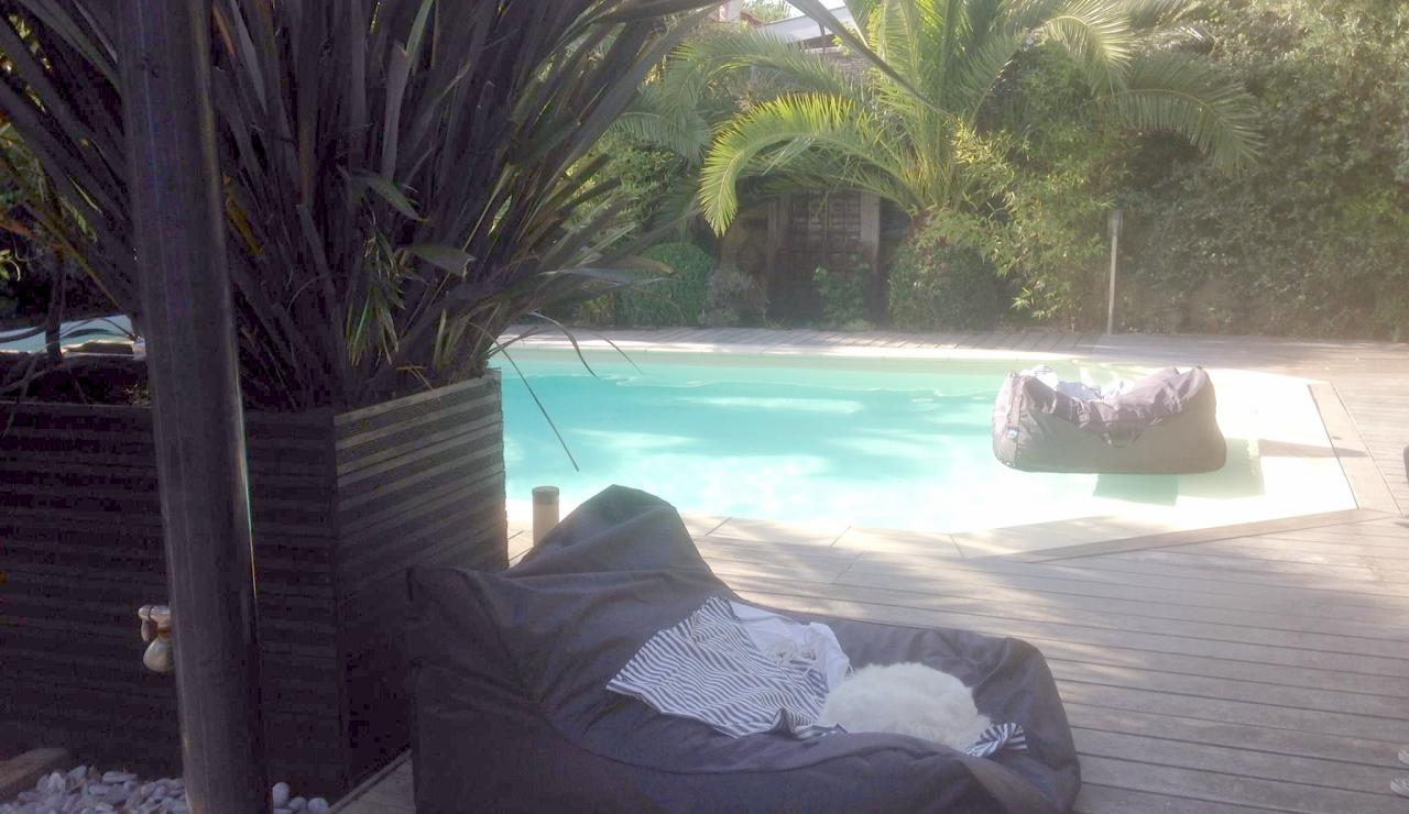 cap ferret private villas with pools villa du bassin