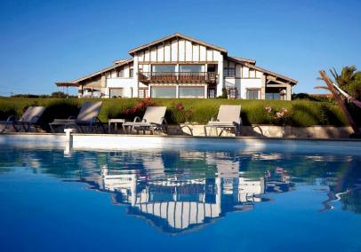 Luxury villa with pool St Jean de Luz, France | Villa Lafitenia