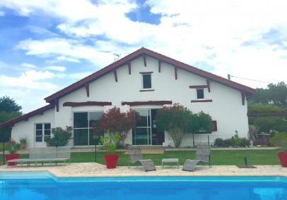 Dog Friendly villa in France - Hossegor villa | ferme-st-martin-image