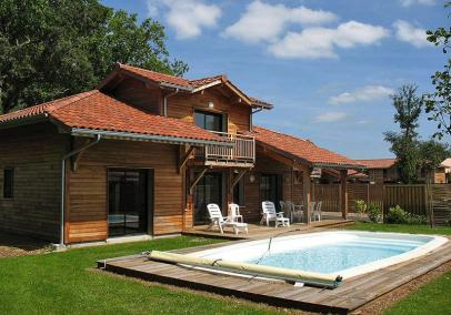 Dog friendly villas in France with pool | Domaine de Prade 4 bed