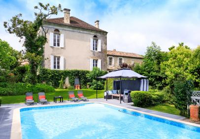 cottages in bordeaux | Clos de Chinon