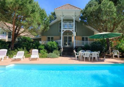 Eden Club villas Lacanau Ocean T4 number 21