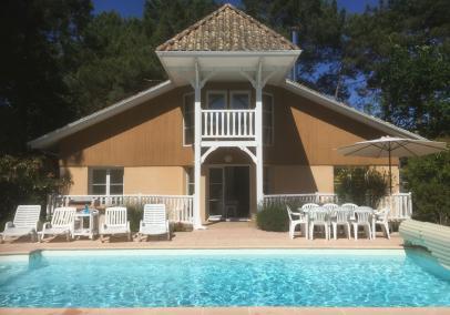 Eden Club villas Lacanau Ocean T5 number 6