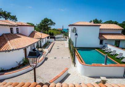 Villas in Biarritz, France |Les Villas Milady, 2 bed
