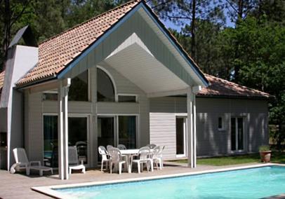 Villas Bleues Biscarrosse