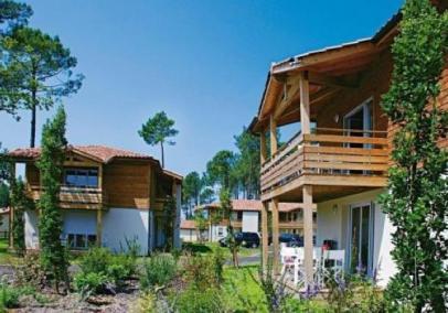 Cottages du Lac residence