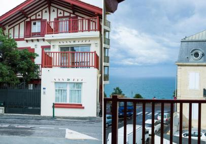 villas near Biarritz, France |Maison Plage Basques