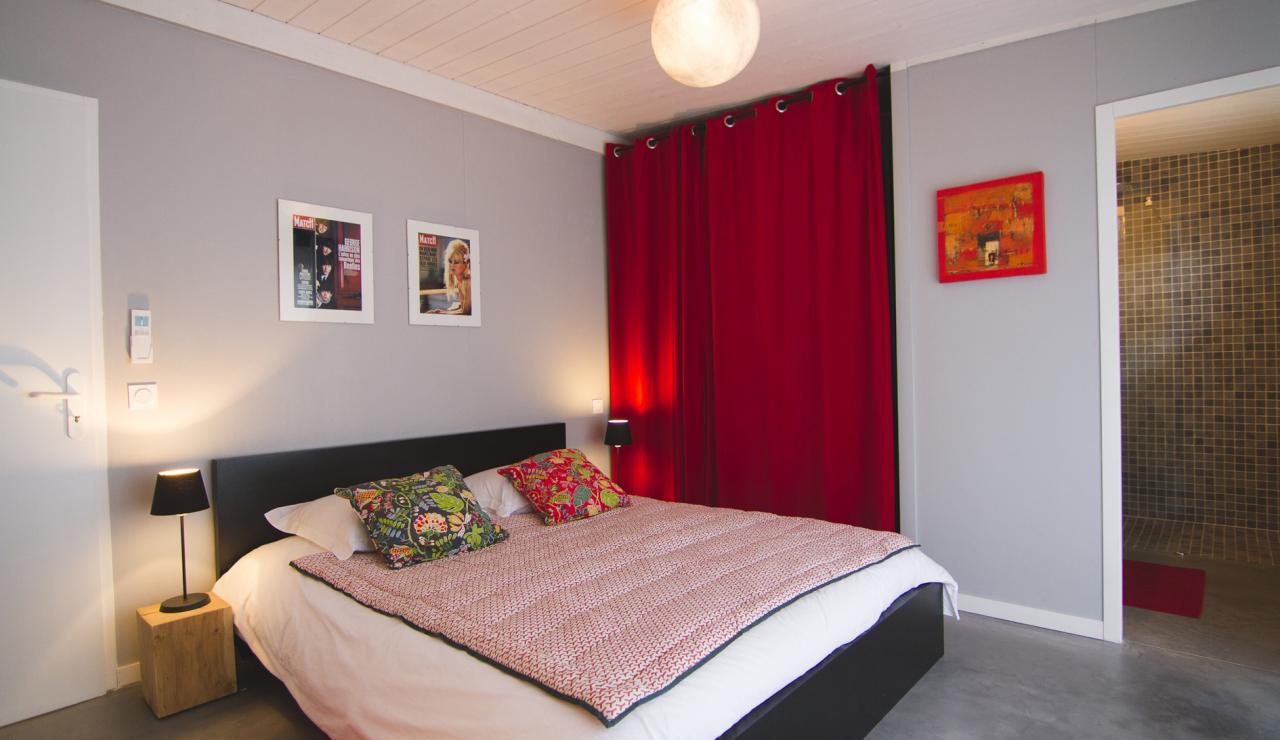 Luxury 5 Bedroom Villa Hossegor Stunning Pool # Table Tv En Bois Design
