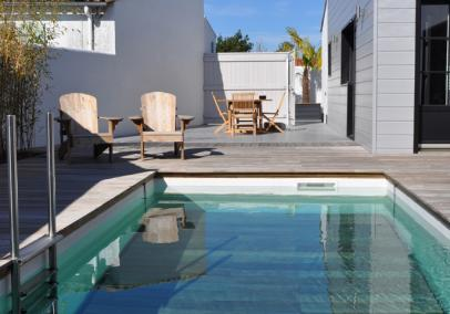 ile de re holiday rentals | Villas de Re - 2 bed villa with pool